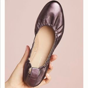 Brand new! Anthropologie ballet flats, size 37